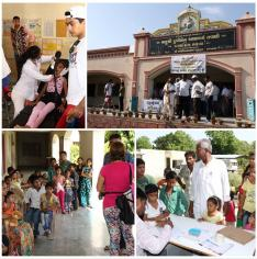 Public Health Awareness Dental Check-up Camp at Ambaji